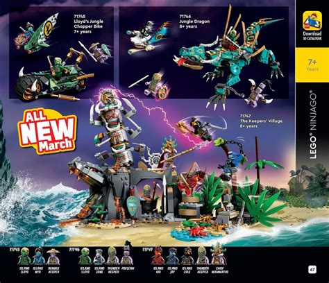 LEGO Catalogue images for 2021! – Lets Build Lego
