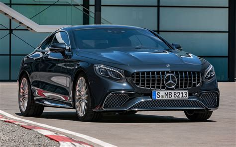 2018 Mercedes-AMG S 65 Coupe - Wallpapers and HD Images