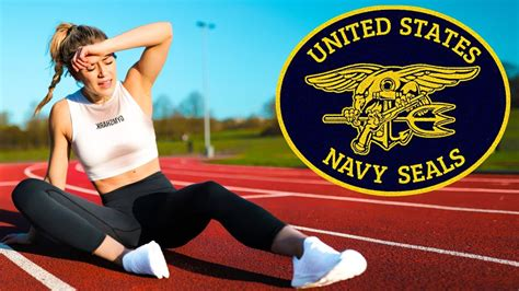 I took the US Navy Seals Fitness Test - YouTube