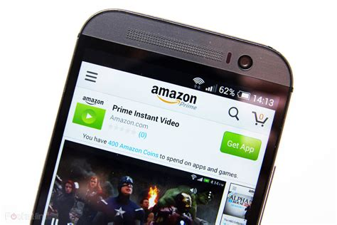 Amazon Prime Instant Video now available on Android