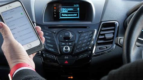 Ford Sync Bluetooth Not Working? Try These Methods