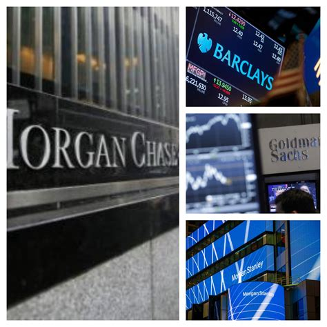 Top 10 Investment Banks in the World 2019   by School of