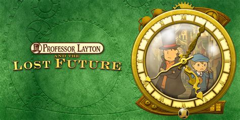 Professor Layton and the Lost Future | Nintendo DS | Games