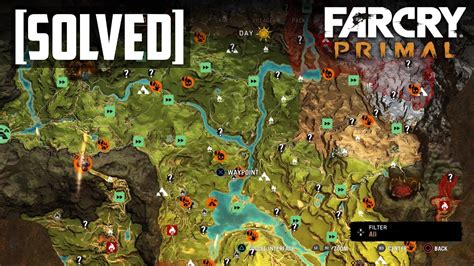FAR CRY PRIMAL - HOW BIG IS THE MAP? [SOLVED] - YouTube