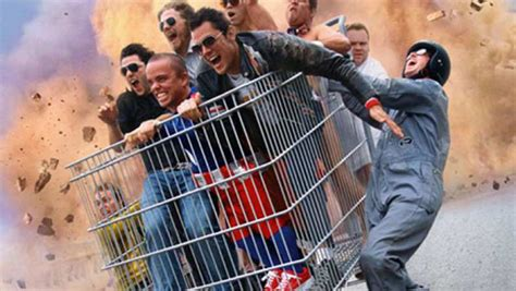 Jackass: The Movie (2002) - Opening Credits
