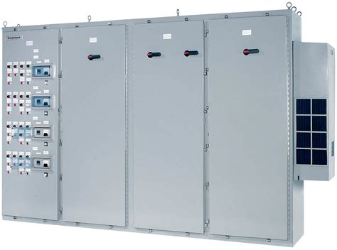 Power & Control Electrical Panels - Process Heating Solutions