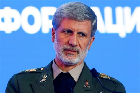 Iran's defense minister vows to defeat US, Israel if attacked