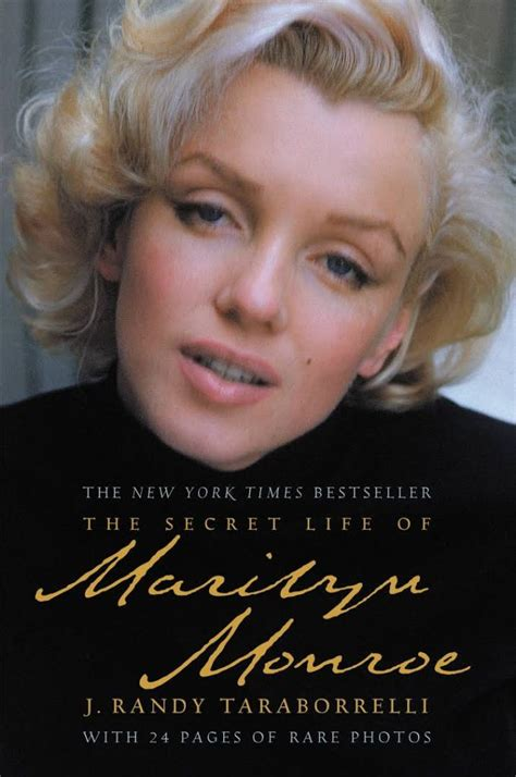 Book Review: The Secret Life Of Marilyn Monroe By J