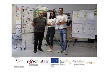 The German start-up Living Brain receives EXIST Grant