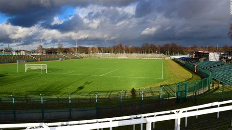 Dynamo Berlin: The soccer club 'owned' by the Stasi - CNN