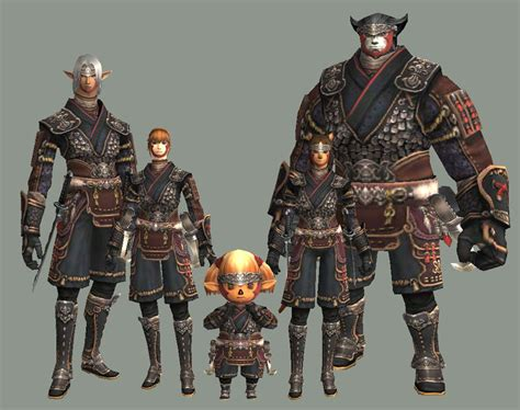 Top 5 XI Armor Sets players want in XIV