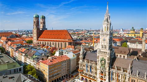 Studying in the World's Most Liveable City: Munich Ranked