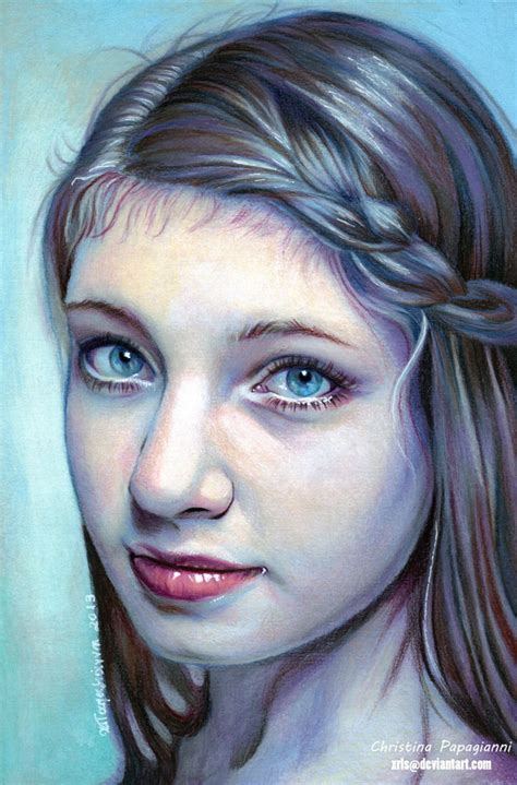 17 Mind Blowing and Hyper-Realistic Color Pencil Drawings