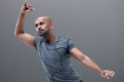Akram Khan in a new production inspired by the Mahabharata