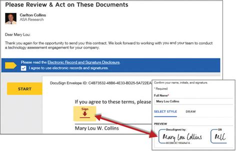 How to switch from paper to electronic signatures