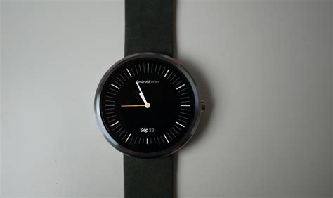 Top Custom Watch Faces for Android Wear – Droid Life