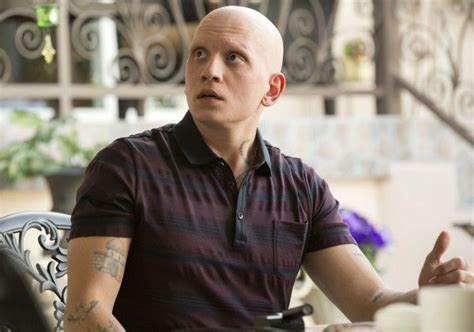 Anthony Carrigan on Barry, Bill Hader, and Gotham   Collider