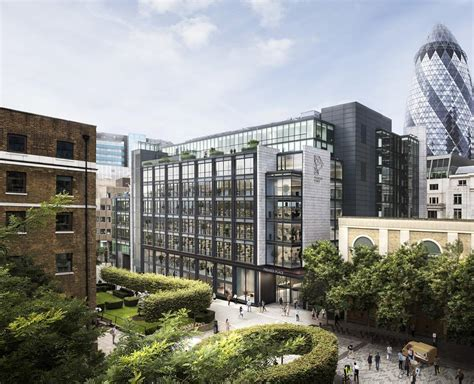 CBRE GI buys London office building for separate account