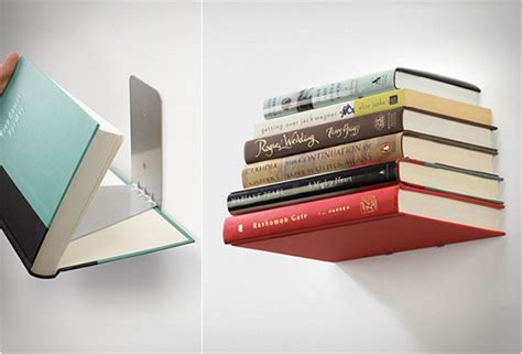Conceal Shelf | Invisible Bookshelf