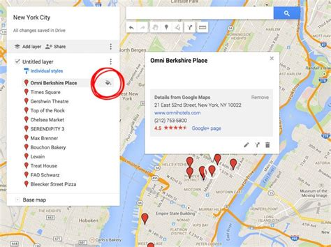 How to Create a Custom Travel Map with Google Maps {New