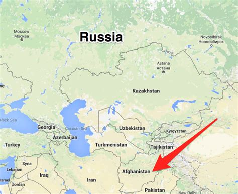 Russian troops could be deployed to Afghanistan's borders