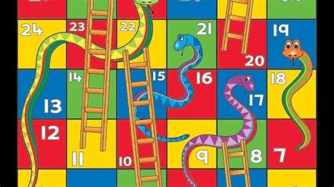 How To Play Snake And Ladder Game - YouTube