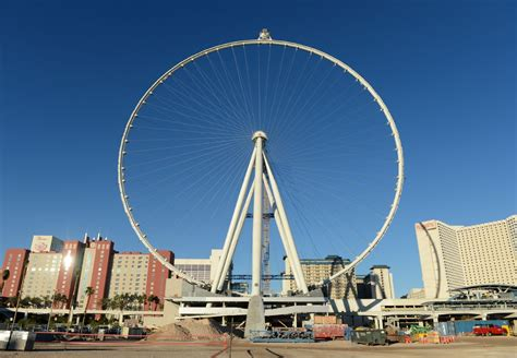 The High Roller in Las Vegas is now the tallest Ferris
