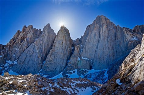 Mountaineering calendar: when to climb the world's great