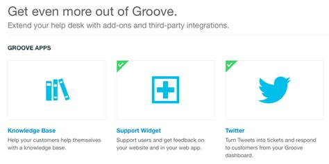 Getting Started with the Knowledge Base   Groove