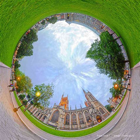 Spherical Panoramas: How to Make a Little Planet