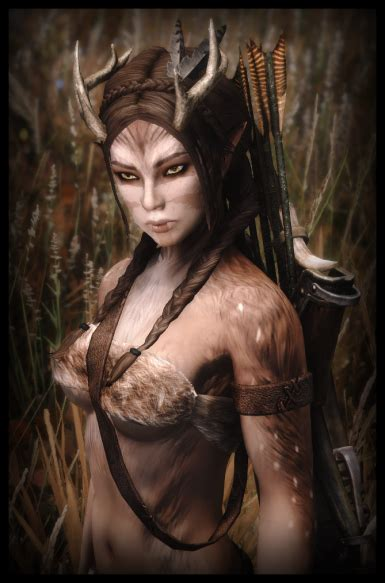 Mese Standalone Female Follower and Trainer at Skyrim