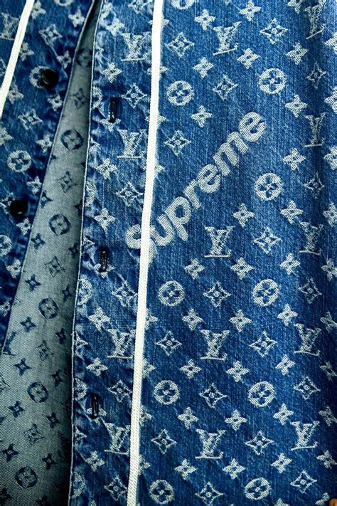 Louis Vuitton Teams Up With Supreme for Fall 2017 Men's