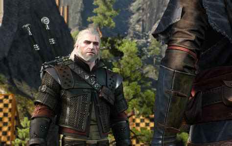 Witcher 3 mod adds even more detailed textures   PC Gamer