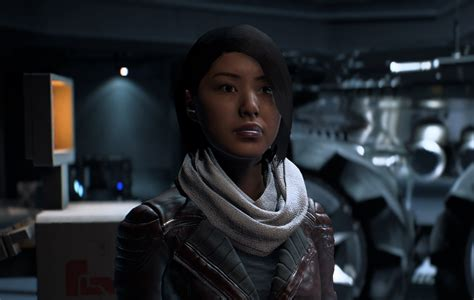 Enma Ryder at Mass Effect Andromeda Nexus - Mods and Community