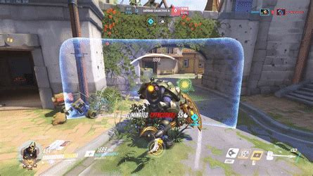 This is what Master level gameplay looks like : Overwatch