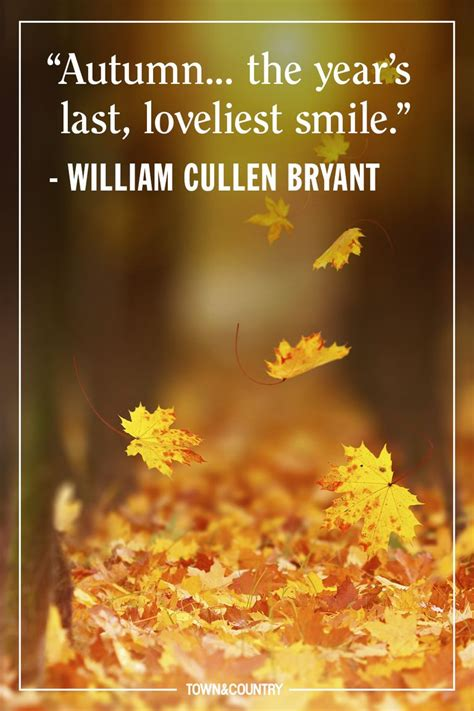 12 Inspiring Fall Quotes - Best Quotes and Sayings About