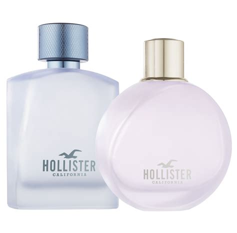Free Wave For Him Hollister cologne - a new fragrance for