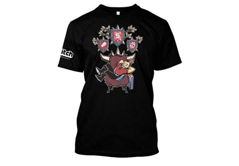 Strippin Releases his First Twitch Teespring Campaign