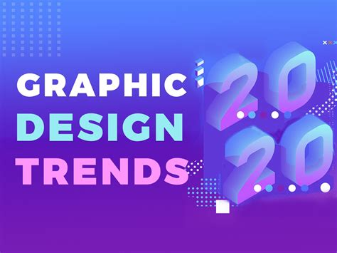 Graphic Design Trends 2020 by All Design Ideas on Dribbble