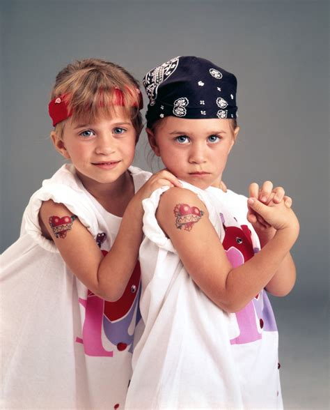 Olsen Twins - Stars' childhood pictures Photo (3287751