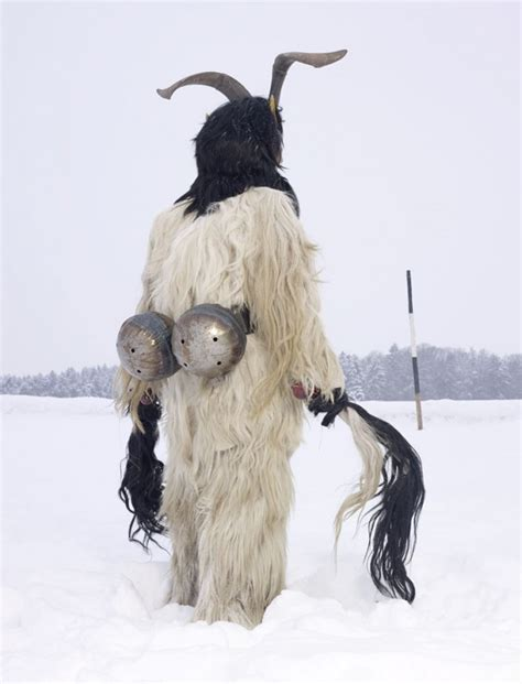 Yes, Virginia, There Is a Krampus