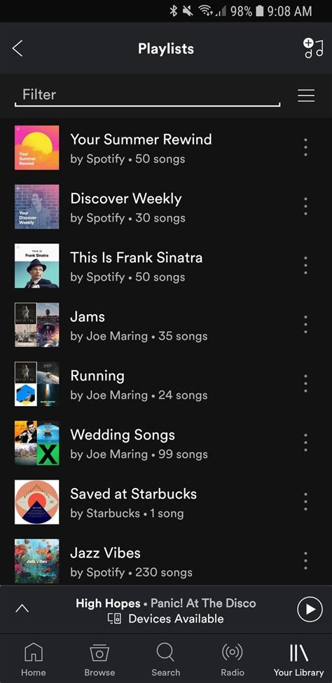 How to edit playlists in the Spotify Android app   Android