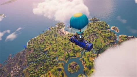 Fortnite Releases On PS5 At Launch, Here's The First