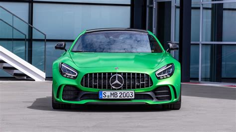 Mercedes-AMG GT R 2019 4K Wallpapers   HD Wallpapers   ID