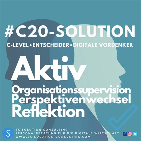 Organisationssupervision: SK Solution Consulting