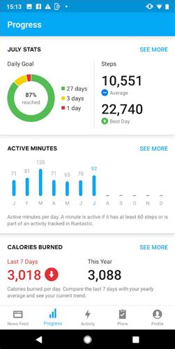 10 Free Pedometer and Step Counter Apps for Android - Make