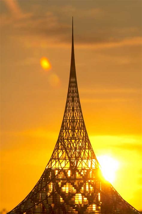Mercury Tower in Moscow - e-architect