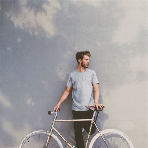 Free Images : man, person, people, hair, bicycle, wall
