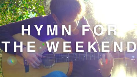 Hymn for the Weekend - Coldplay - Fingerstyle Guitar Cover