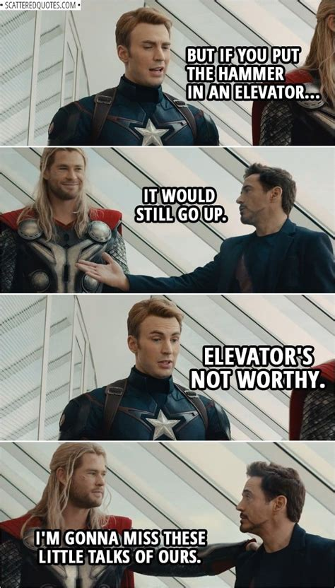 40+ Best 'Avengers: Age of Ultron (2015)' Quotes | Marvel
